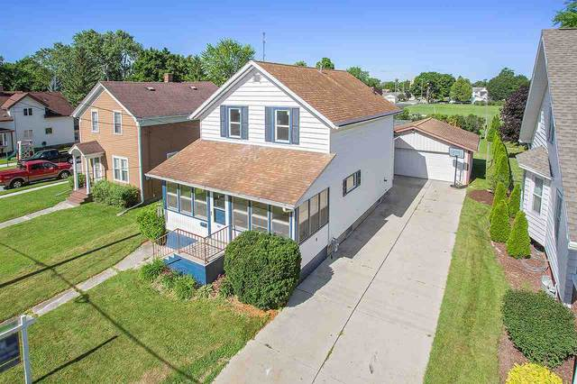 805 4TH Street, Kiel, WI 53042 (#50225386) :: Ben Bartolazzi Real Estate Inc