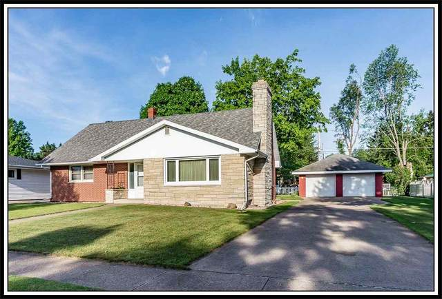 1713 Lawrence Street, New London, WI 54961 (#50225896) :: Ben Bartolazzi Real Estate Inc
