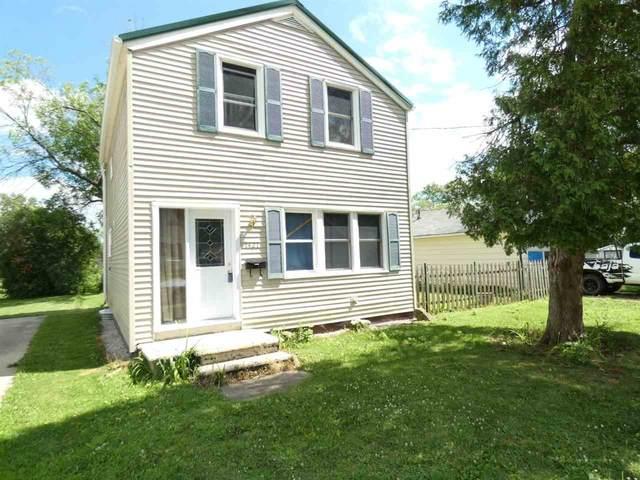 1421 Bismarck Street, Green Bay, WI 54301 (#50225977) :: Ben Bartolazzi Real Estate Inc