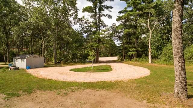 N4296 Lakeside Drive, Hancock, WI 54943 (#50226018) :: Carolyn Stark Real Estate Team