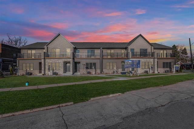 428 N Superior Street #4, De Pere, WI 54115 (#50226043) :: Ben Bartolazzi Real Estate Inc
