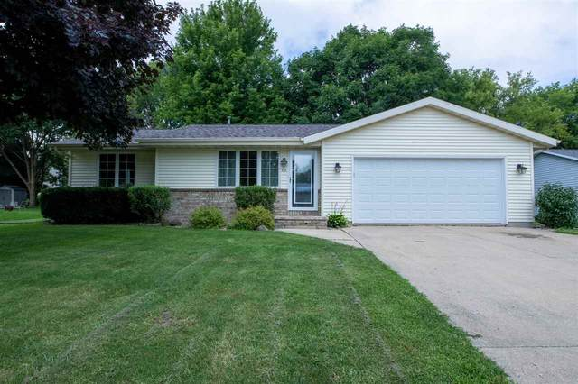 636 Harvey Street, Ripon, WI 54971 (#50226058) :: Symes Realty, LLC