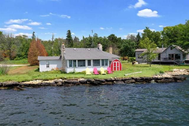 6347 Little Harbor Drive, Sturgeon Bay, WI 54235 (#50226173) :: Carolyn Stark Real Estate Team