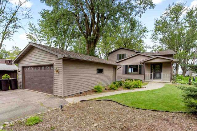 7279 Clark Point Road, Winneconne, WI 54986 (#50226402) :: Carolyn Stark Real Estate Team