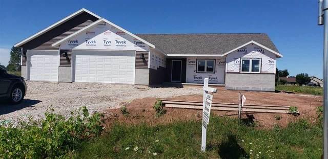 N6014 Meadowview Lane, Fond Du Lac, WI 54937 (#50226489) :: Symes Realty, LLC