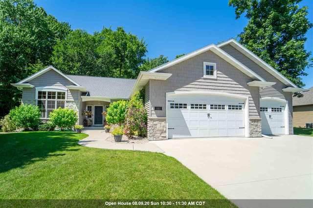 1911 Timberline Drive, Oshkosh, WI 54904 (#50226545) :: Ben Bartolazzi Real Estate Inc