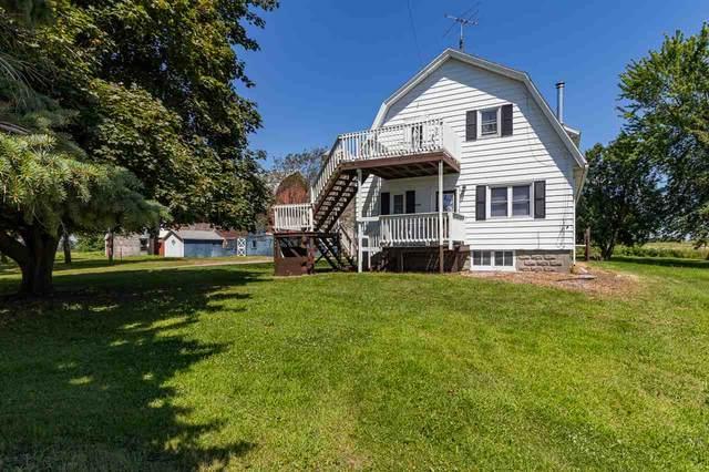 5512 Springbrook Road, Omro, WI 54963 (#50226606) :: Ben Bartolazzi Real Estate Inc