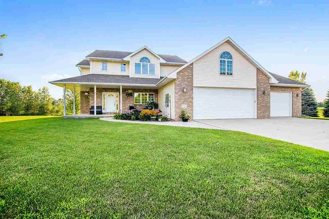 621 S Glenview Avenue, Brillion, WI 54110 (#50226685) :: Ben Bartolazzi Real Estate Inc