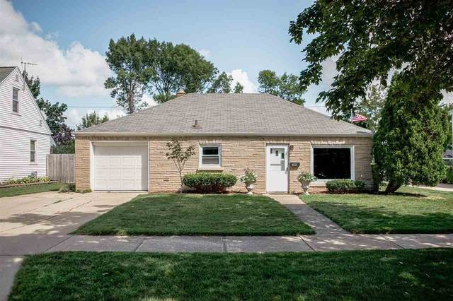 328 E Frances Street, Appleton, WI 54911 (#50226728) :: Dallaire Realty