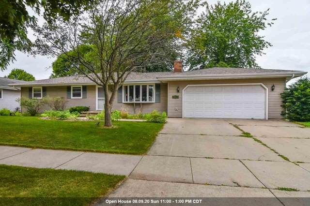 2525 S Schaefer Street, Appleton, WI 54915 (#50226812) :: Dallaire Realty