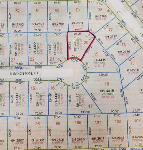 3076 S Sandstone Court, Green Bay, WI 54313 (#50226866) :: Ben Bartolazzi Real Estate Inc