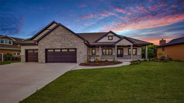 435 Woodfield Prairie Way, Hobart, WI 54155 (#50226901) :: Carolyn Stark Real Estate Team
