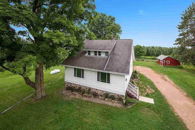 N7757 Elm Tree Lane, Wittenberg, WI 54499 (#50226945) :: Carolyn Stark Real Estate Team