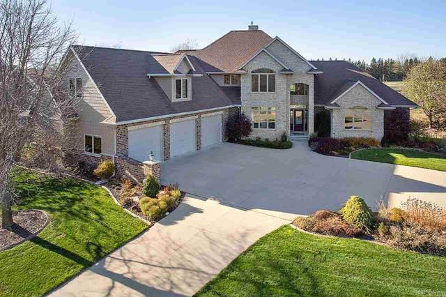 6725 N Gullwing Court, Appleton, WI 54913 (#50227022) :: Ben Bartolazzi Real Estate Inc
