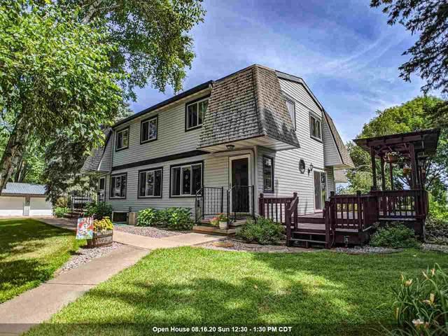 N1693 Greenwood Road #4, Greenville, WI 54942 (#50227042) :: Ben Bartolazzi Real Estate Inc