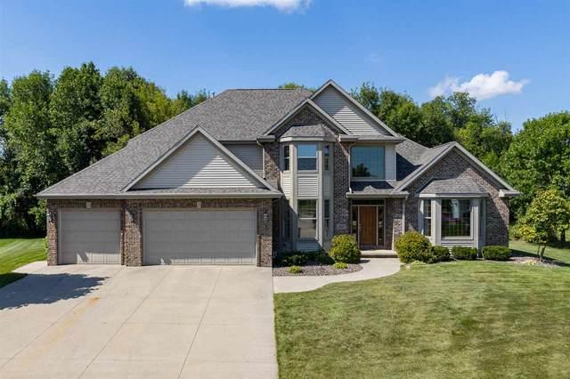 3855 Woodduck Court, Oshkosh, WI 54904 (#50227148) :: Carolyn Stark Real Estate Team