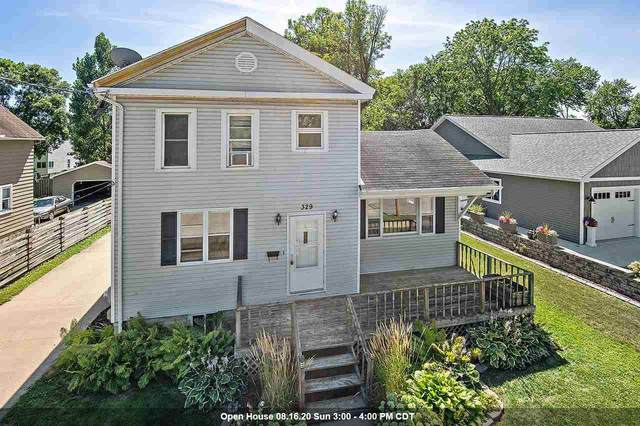 329 E Doty Avenue, Neenah, WI 54956 (#50227375) :: Ben Bartolazzi Real Estate Inc