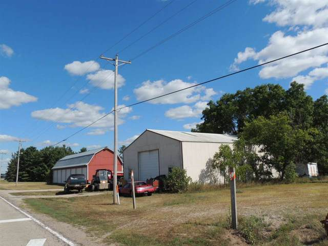 Hwy Aa, Weyauwega, WI 54983 (#50227902) :: Town & Country Real Estate