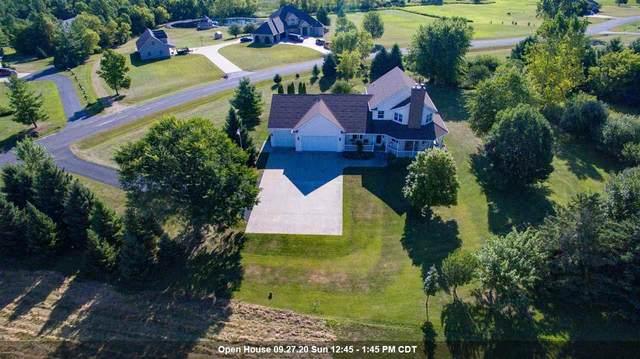 N1869 Autumnwood Court, Hortonville, WI 54944 (#50227985) :: Carolyn Stark Real Estate Team