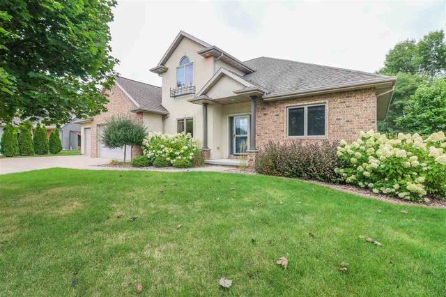 1295 Martingale Lane, Neenah, WI 54956 (#50228166) :: Dallaire Realty