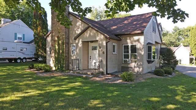 905 S Bridge Street, Manawa, WI 54949 (#50228255) :: Carolyn Stark Real Estate Team