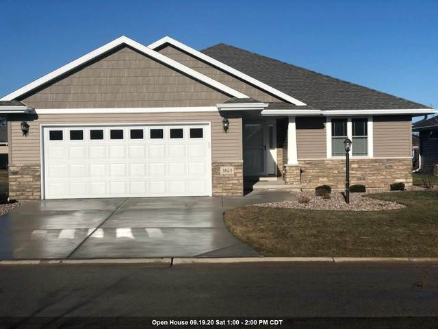 3823 Shore Crest Lane, Green Bay, WI 54311 (#50228378) :: Carolyn Stark Real Estate Team