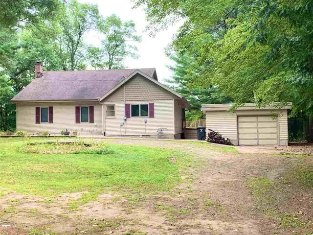 W5181 Lulu Lake Drive, Shawano, WI 54166 (#50228458) :: Carolyn Stark Real Estate Team