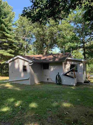 N3705 24TH Road, Wautoma, WI 54982 (#50228858) :: Carolyn Stark Real Estate Team