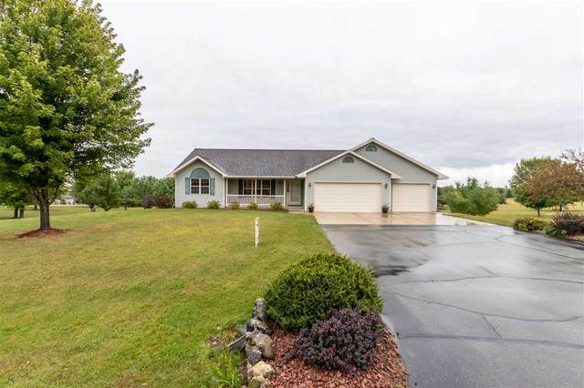 744 Circle Hill Lane, Sobieski, WI 54171 (#50228925) :: Symes Realty, LLC