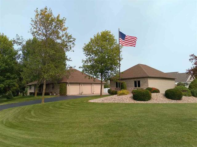 N1434 Highgreen Court, Greenville, WI 54942 (#50229086) :: Symes Realty, LLC