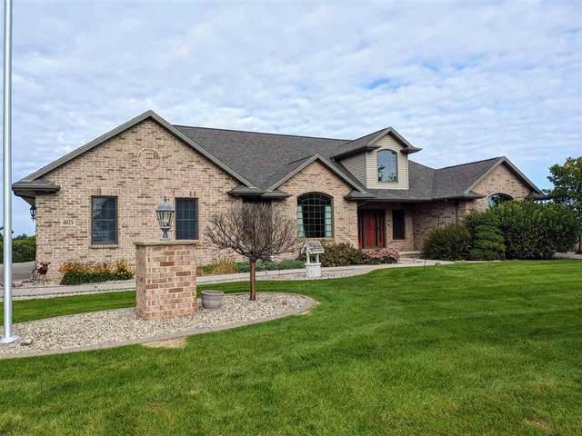 4025 Marquart Lane, Omro, WI 54963 (#50229236) :: Carolyn Stark Real Estate Team