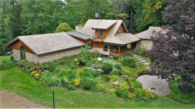 N4854 Green Valley Road, Krakow, WI 54137 (#50229300) :: Todd Wiese Homeselling System, Inc.