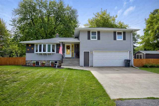 1413 George Street, Appleton, WI 54915 (#50229323) :: Dallaire Realty