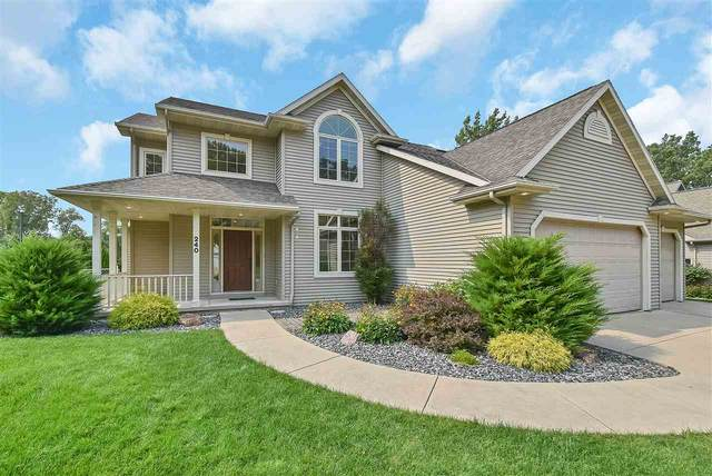 240 E Falcon Hill Way, Green Bay, WI 54302 (#50229422) :: Symes Realty, LLC