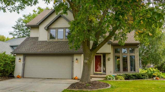 50 Springbrook Cercle Drive, Appleton, WI 54914 (#50229450) :: Dallaire Realty