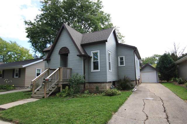 252 Boyd Street, Fond Du Lac, WI 54935 (#50229456) :: Carolyn Stark Real Estate Team