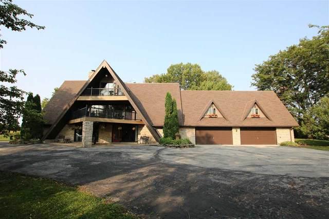 W10311 Pierstorff Road, Eldorado, WI 54932 (#50229462) :: Ben Bartolazzi Real Estate Inc