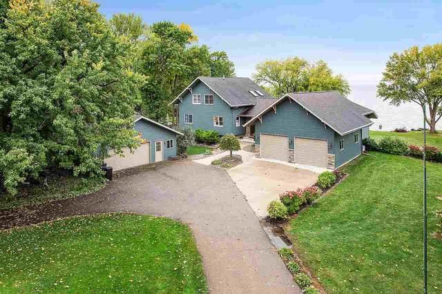 N6495 Harrison Road, Hilbert, WI 54129 (#50229639) :: Ben Bartolazzi Real Estate Inc