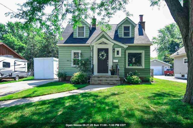 664 Congress Street, Neenah, WI 54956 (#50229757) :: Dallaire Realty