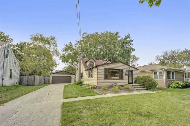 1414 Bismarck Street, Green Bay, WI 54301 (#50229762) :: Ben Bartolazzi Real Estate Inc