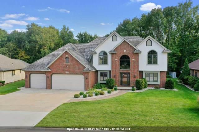 2536 Hillside Heights Drive, Green Bay, WI 54311 (#50229821) :: Ben Bartolazzi Real Estate Inc