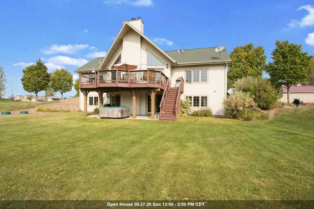 2022 School Road, Greenleaf, WI 54126 (#50229836) :: Carolyn Stark Real Estate Team