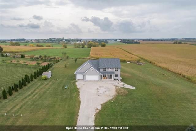 W9833 Cloverleaf Road, Hortonville, WI 54944 (#50229987) :: Carolyn Stark Real Estate Team