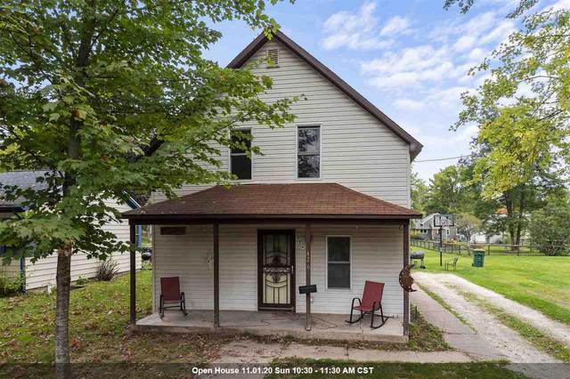 426 North Street, Waupaca, WI 54981 (#50230017) :: Carolyn Stark Real Estate Team