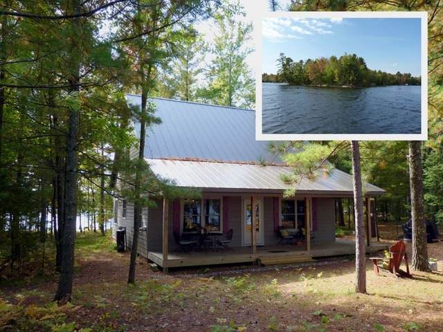 12228 S Shore Island Drive, Suring, WI 54174 (#50230038) :: Town & Country Real Estate