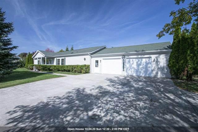 125 Woodhaven Lane, Neenah, WI 54956 (#50230064) :: Ben Bartolazzi Real Estate Inc