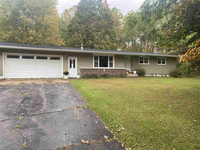 E1496 North Lake Road, Iola, WI 54945 (#50230123) :: Todd Wiese Homeselling System, Inc.