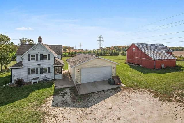 14621 Reifs Mills Road, Cato, WI 54230 (#50230162) :: Ben Bartolazzi Real Estate Inc
