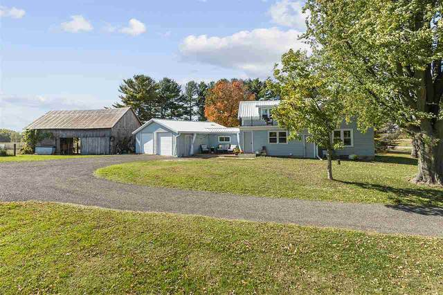 W3723 Hwy 54, Seymour, WI 54165 (#50230225) :: Todd Wiese Homeselling System, Inc.