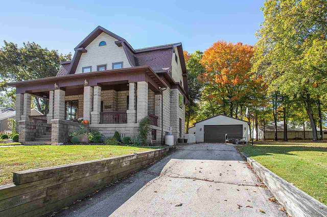 2215 Prospect Street, New Holstein, WI 53061 (#50230247) :: Symes Realty, LLC